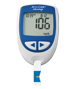machine to check diabetes